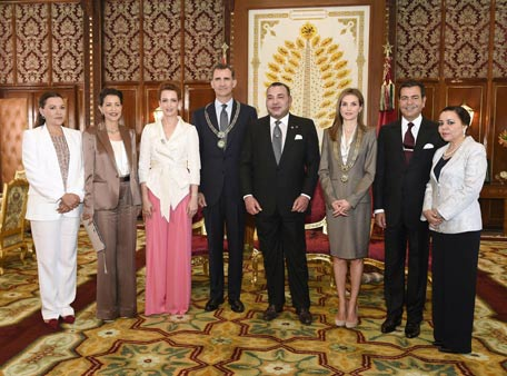 Kings And Queens Of Spain Morocco Emirates24 7