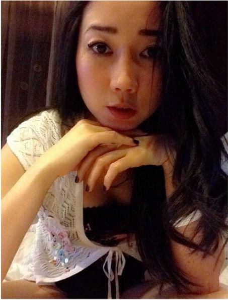 selfy Thai girl