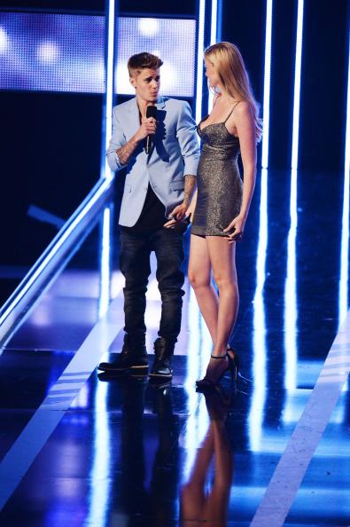 Justin Bieber S Pant O Mine With Lara Stone Emirates24 7