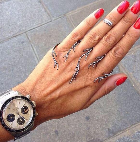 Spend Bend: Rihanna\'s £6k nail job; Brangelina\'s £250 million ...