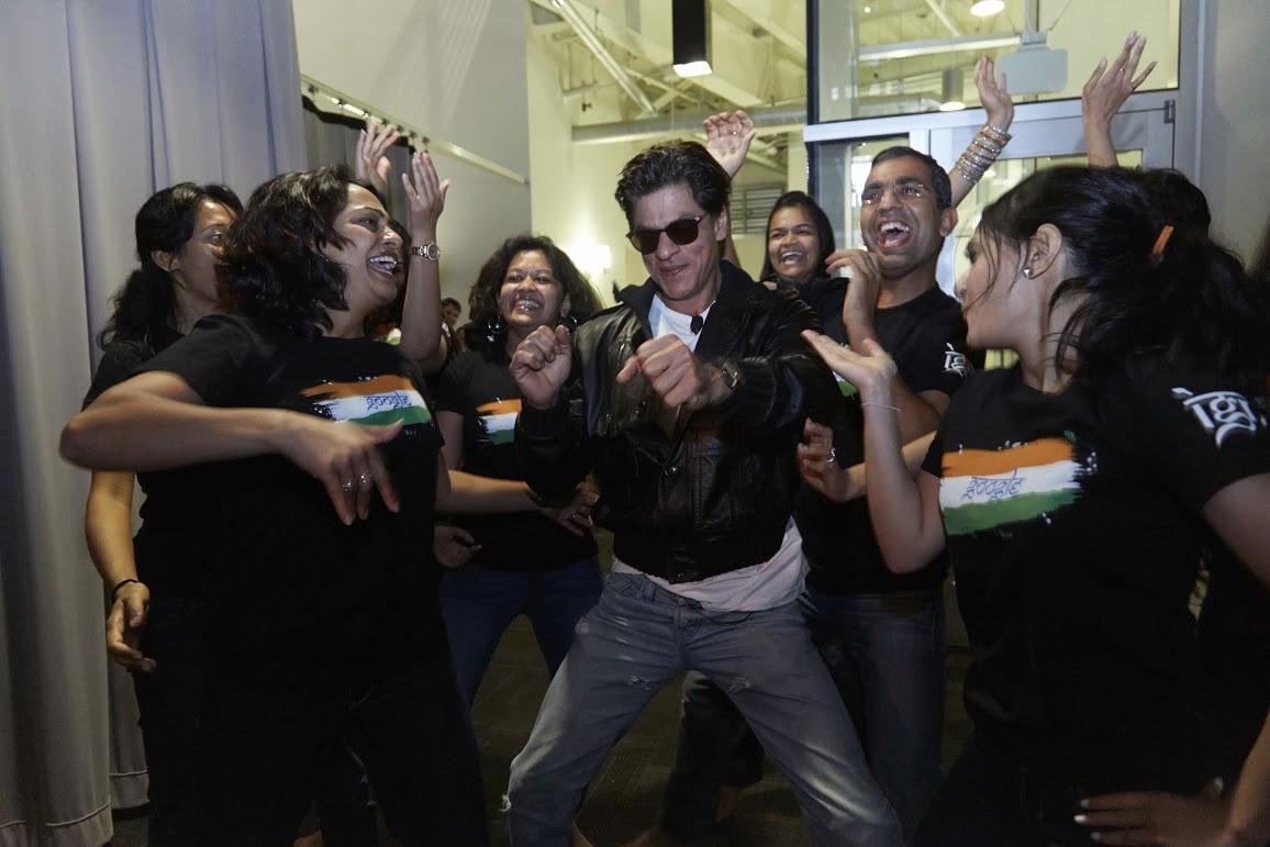 google office in usa. Shah Rukh, Deepika, Abhishek Take Google, Twitter Over Google Office In Usa E