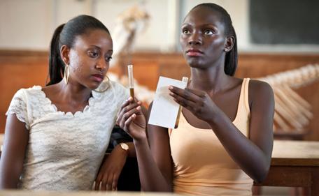 Makerere University Student Wins Miss Uganda 'Beauty' Contest ...