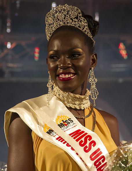 Dora Mwina Speaks Out About Miss Uganda.