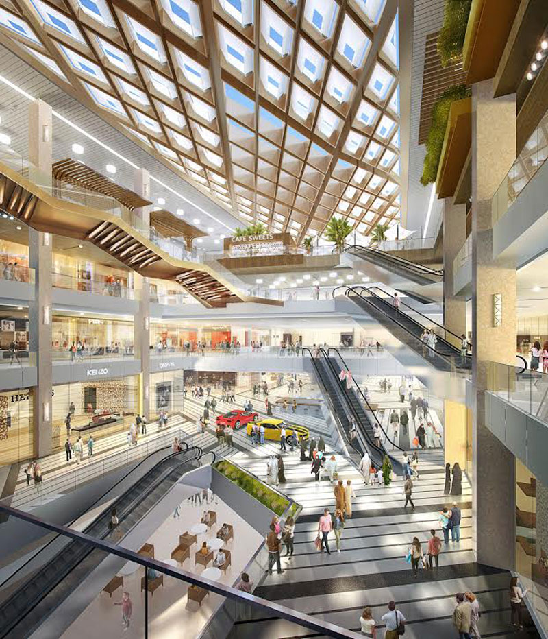 Galleria Mall: Metro Station Planned For Abu Dhabi's Upcoming Mall