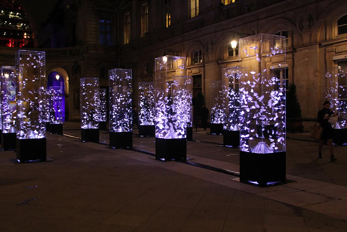Lyon S Festival Of Lights Concoction Of Creativity