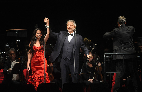 Andrea Bocelli At Her Best At Madison Square Garden Emirates24 7