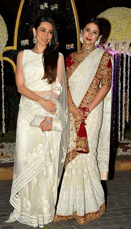 bollywood wedding sridevi madhuri priyanka karishma