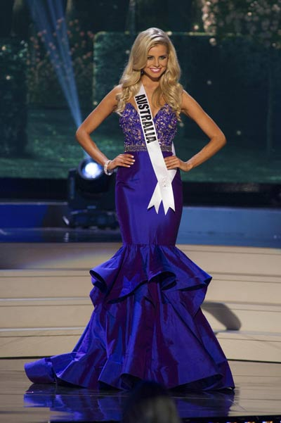 Miss Universe 2014: Mesmerising beauties in evening gown - Emirates24 7