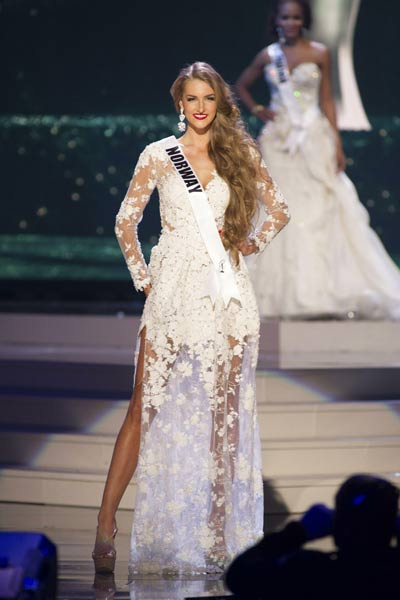 Miss Universe 2014: Mesmerising beauties in evening gown - Emirates24|7