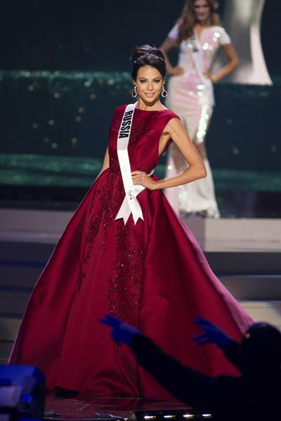 Miss Universe 2014: Mesmerising beauties in evening gown
