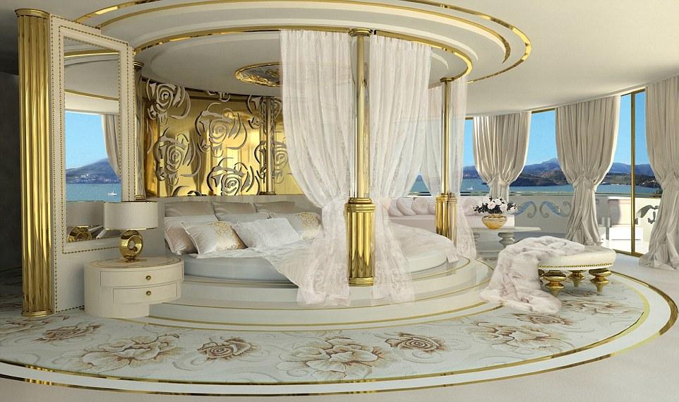 Inside Worlds First Luxury Yacht For Women