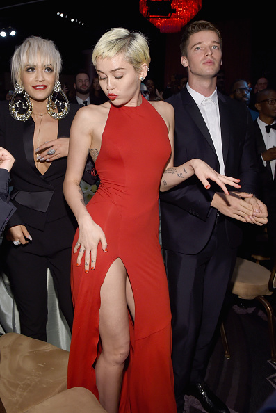 Patrick Schwarzenegger is Miley Cyrus' wrecking ball