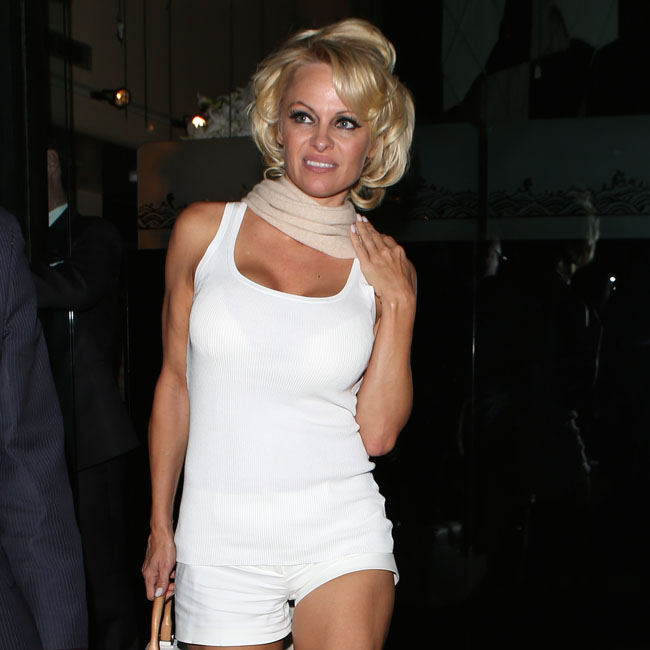 And now the pamela anderson book emirates 24 7 - Pamela anderson the people garden ...