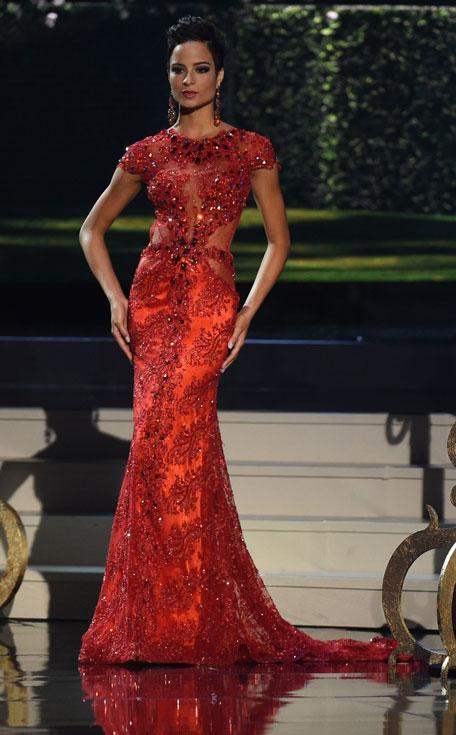 Miss Universe: Miss Colombia Paulina Vega wins crown - Emirates24|7