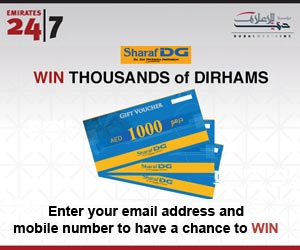 First winner of 'Win Dh1,000 every week with Emirates 24|7' selected