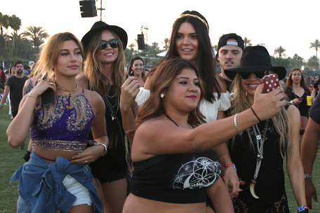 69676325e5d Kendall Jenner attends the 2015 Coachella Music and Arts Festival on  Saturday