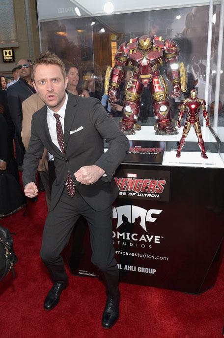 Hulkbusters Robert Downey Jr And Agents Of Shield