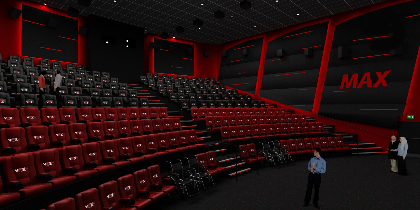14 new cinema screens boutique cinema for kids open in