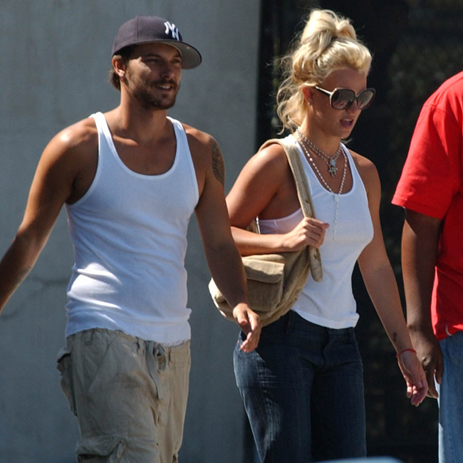 Jt and britney spears dating kevin