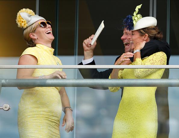 Mummy Tummy Zara Phillips Vs Duchess Kate Emirates24 7