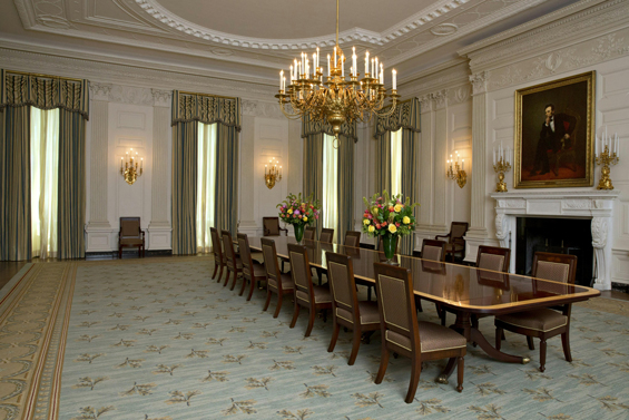 Michelle Obama Reveals White House Dining Room Emirates24 7
