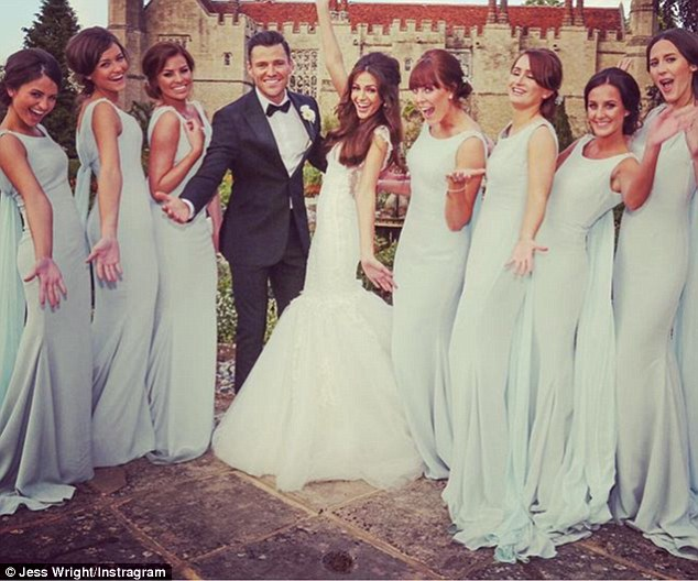 Nicky Hilton Wedding | Star Wedding Albums Michelle Keegan Nicky Hilton Emirates24 7