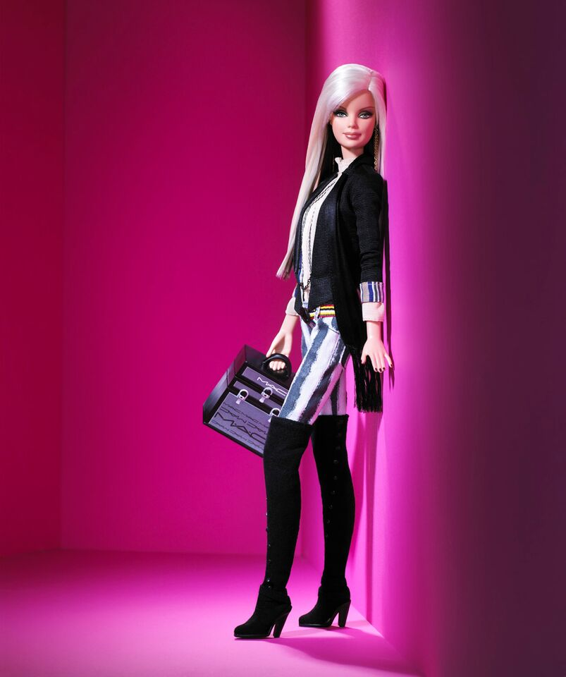 Самая Красивые Название Автомат модной одежды barbie