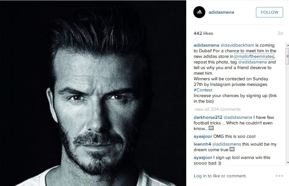 David beckham coming to dubai where and how to meet emirates247 david beckham coming to dubai where and how to meet m4hsunfo