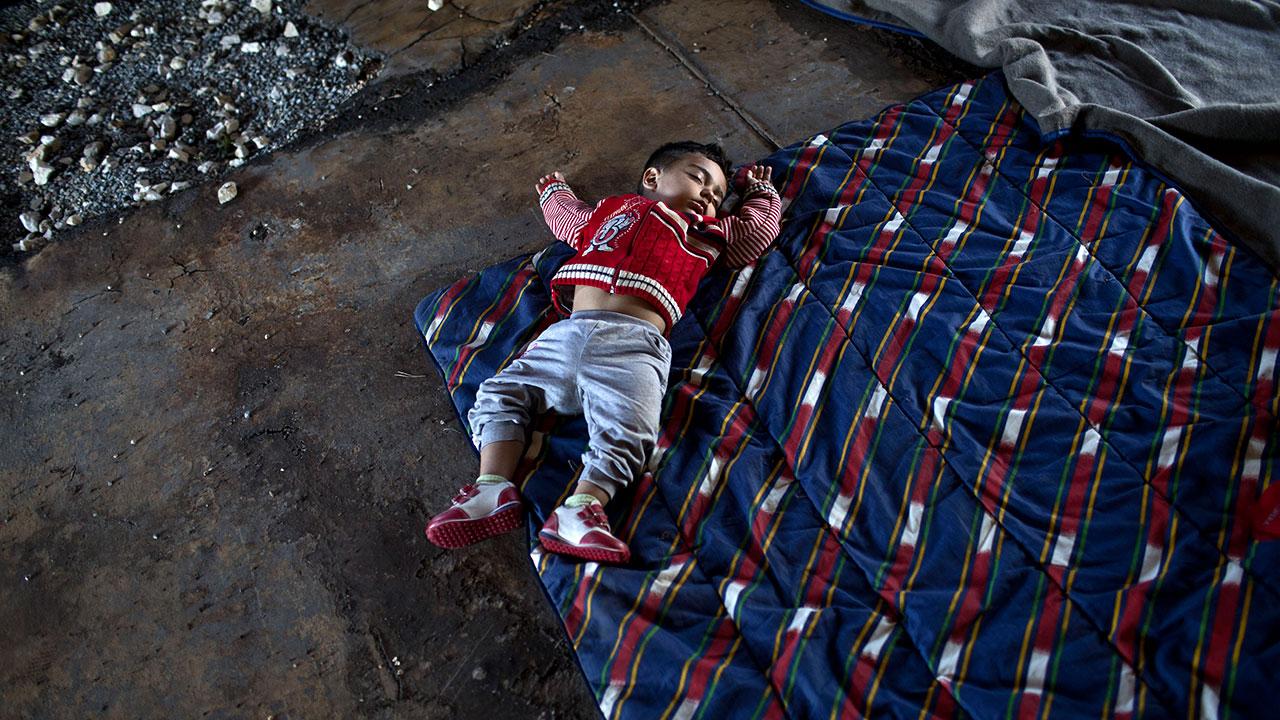 2 Kids Bodies Wash Up On Greek Island Emirates 24 7