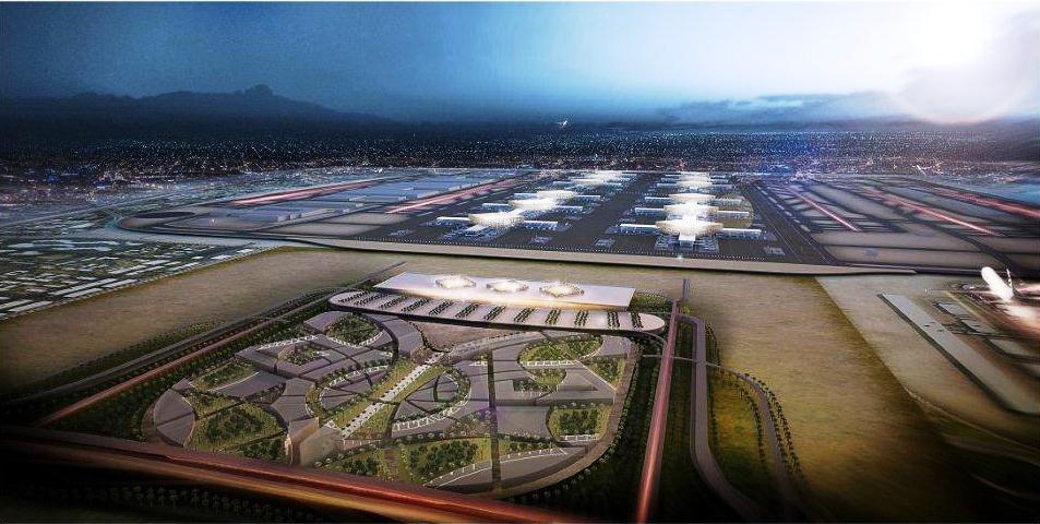 Developments In Dubai : World s mega infrastructure developments dubai super