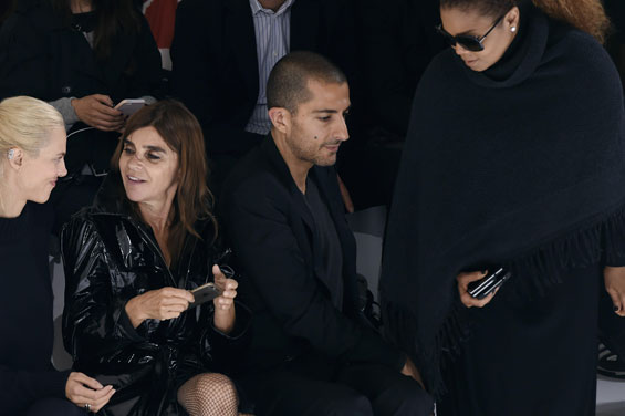 Janet Jackson, Qatari husband Wissam Al Mana take front row