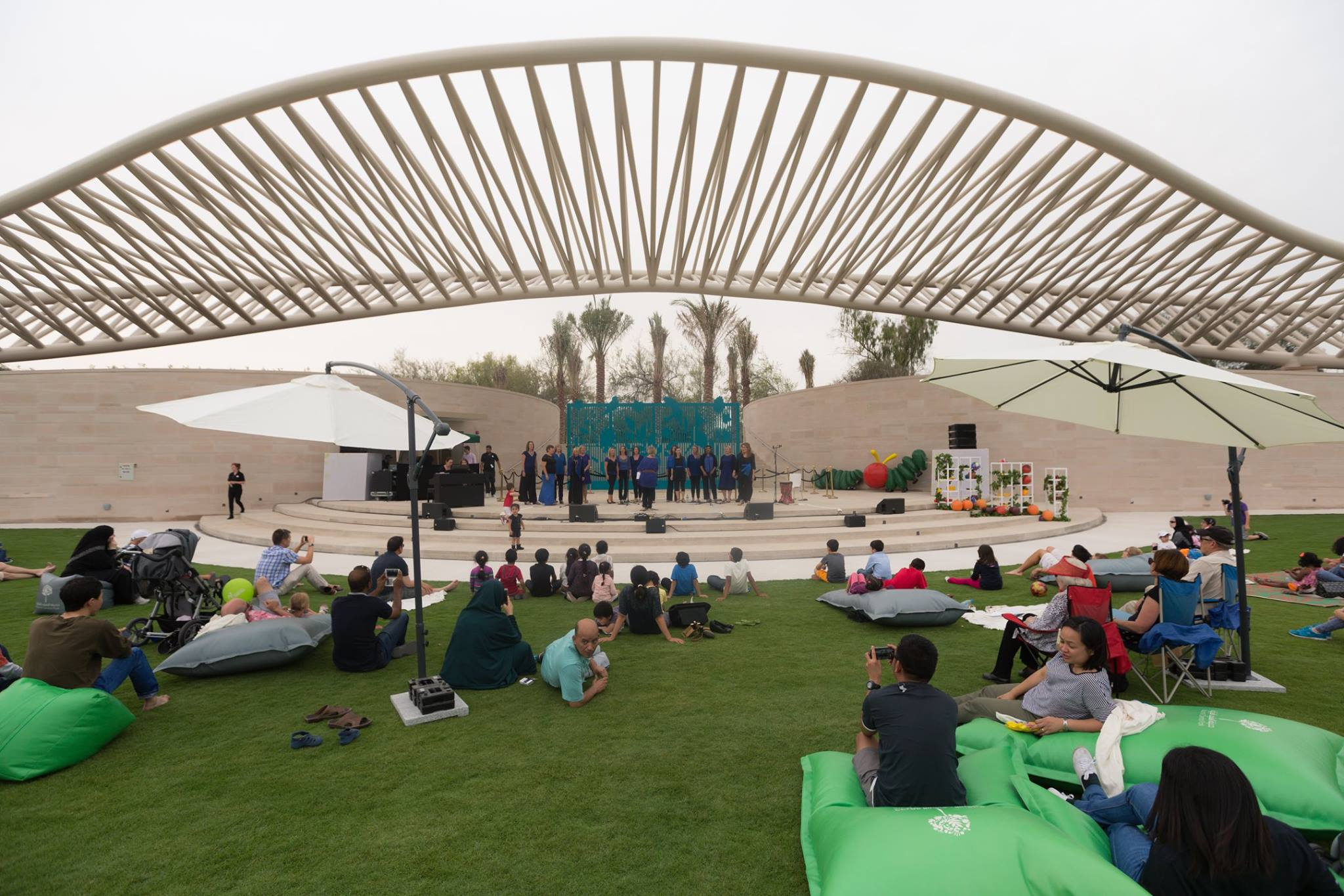 New events season at Mushrif Central Park, Abu Dhabi ...