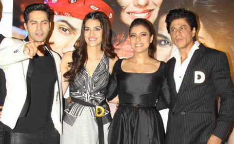 Dilwale Trailer Launch 7 Confessions By Shah Rukh Kajol Videos