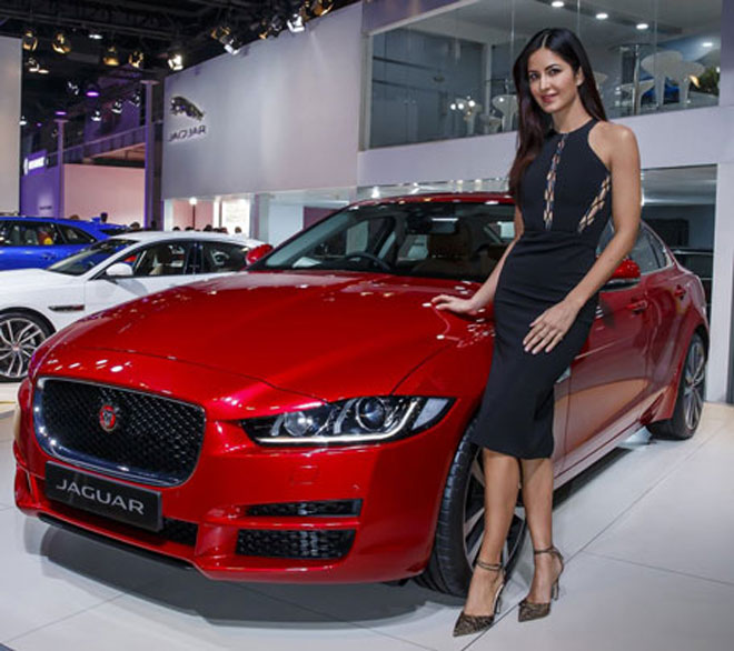 The New Jaguar: Bold And Beautiful: Katrina Kaif Sets Fashion Goal