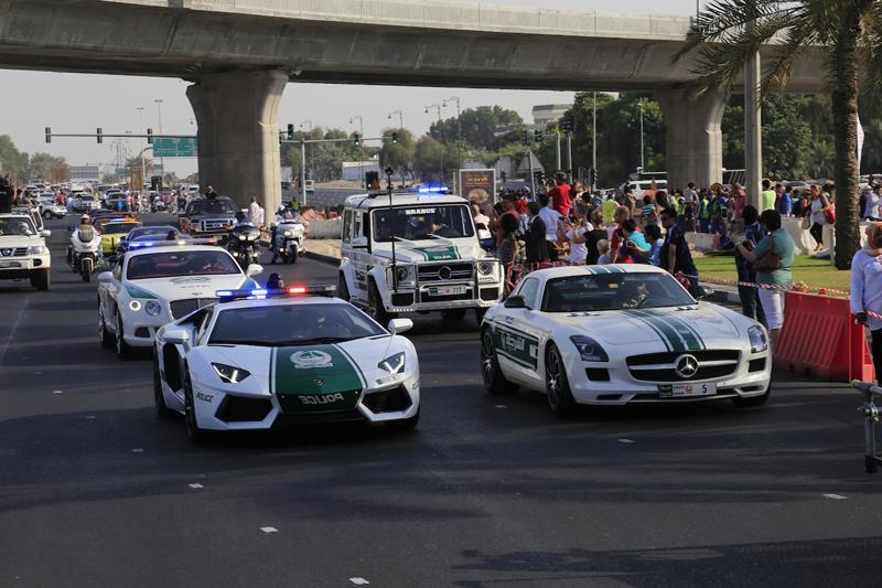 Dubai Police car fleet: World's best? - Emirates24|7