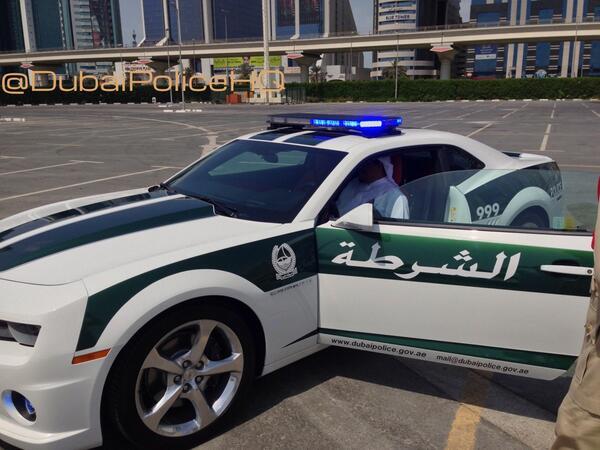 Dubai Police Car Fleet World S Best Emirates 24 7