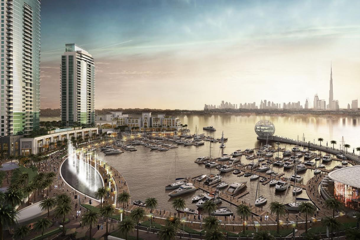 Emaar To Hand Over Dubai Creek Residences In 2018