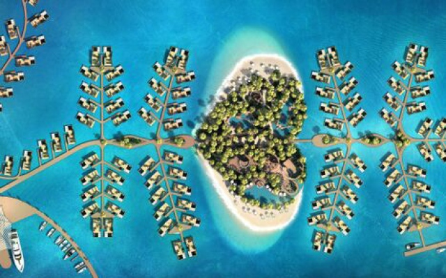Heart shaped islands of the world dubai has one as well How many countries and islands in the world