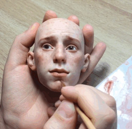 These Beautifully Crafted Dolls Will Creep You Out