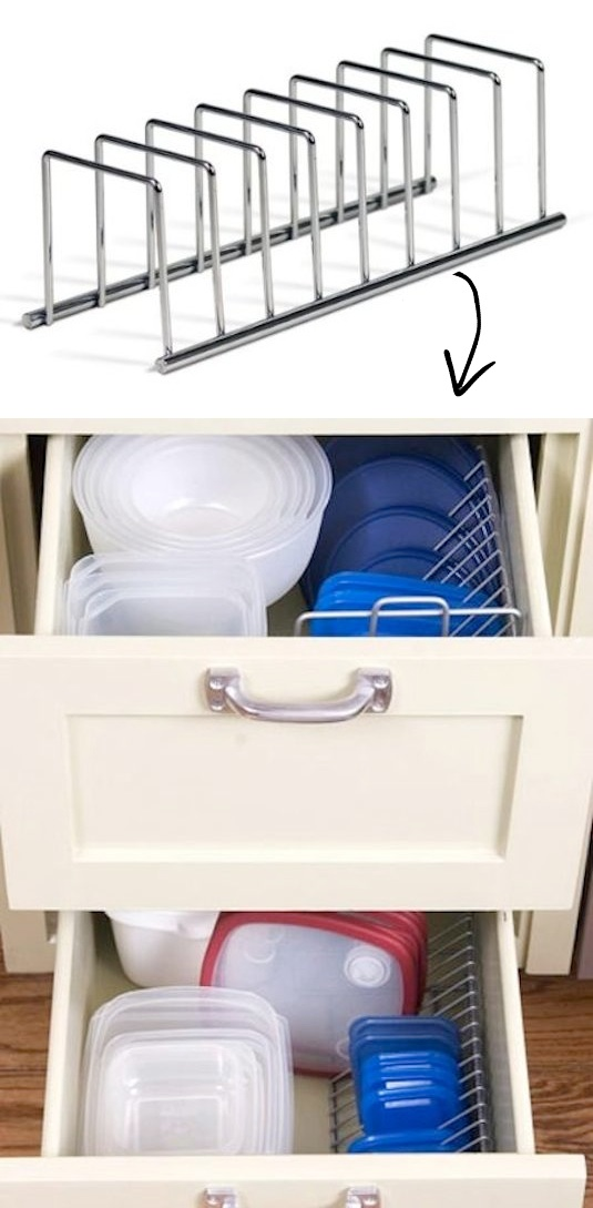 1 Make Four Piles The Great Closet Clean Out Is Your: 15 Simple But Effective Ways To Make Your Small Kitchen