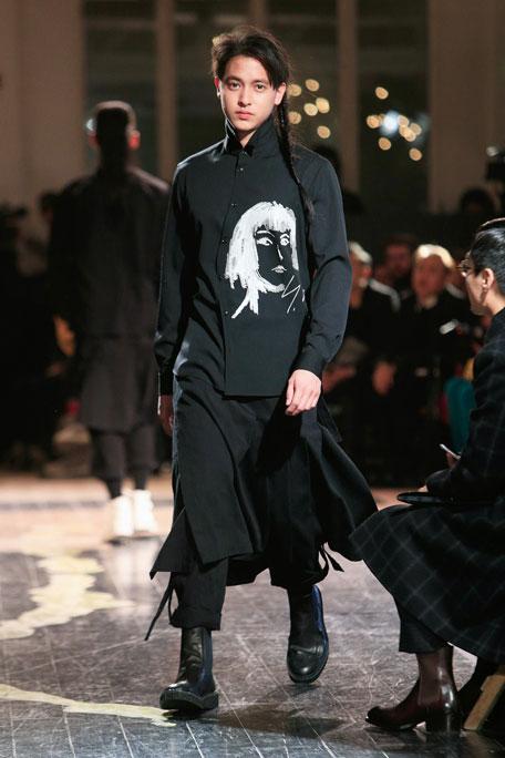 Paris Fashion Week Men Take Winter To The Ramp News In Images Emirates24 7