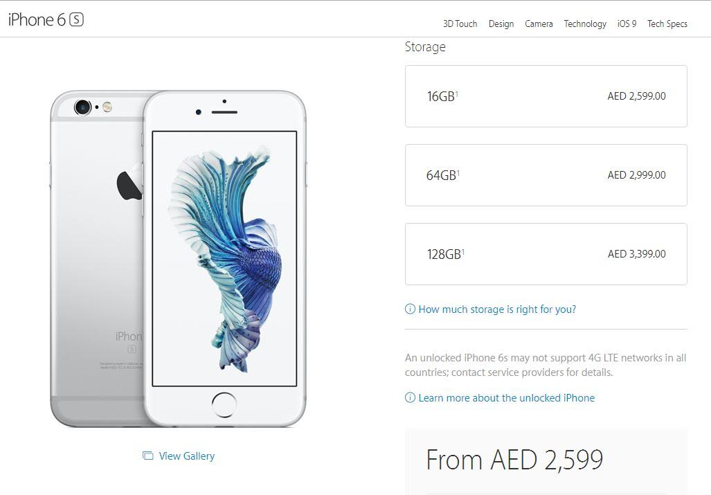 iphone 6 price where you can get iphone 6s 5s cheapest in uae 11385