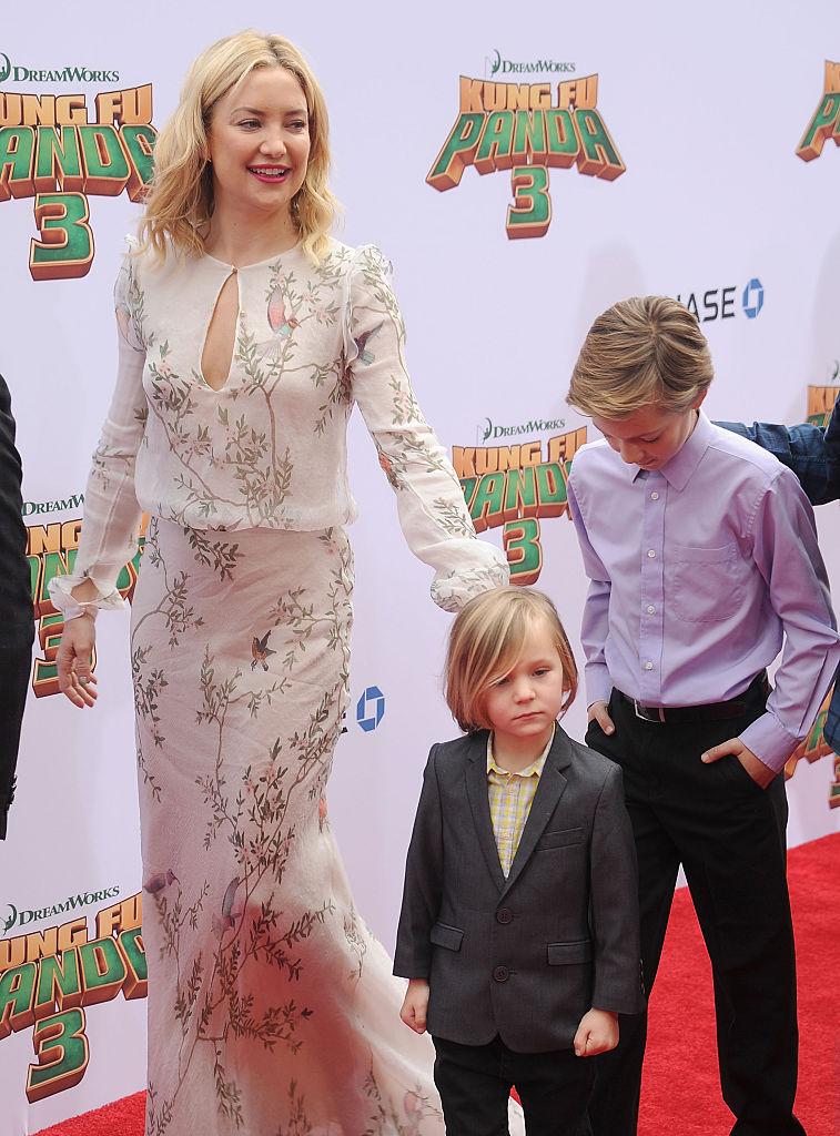 Kate Hudson Kids
