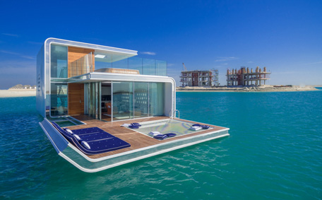 live under water in dubai rent a home dh25 000 per day