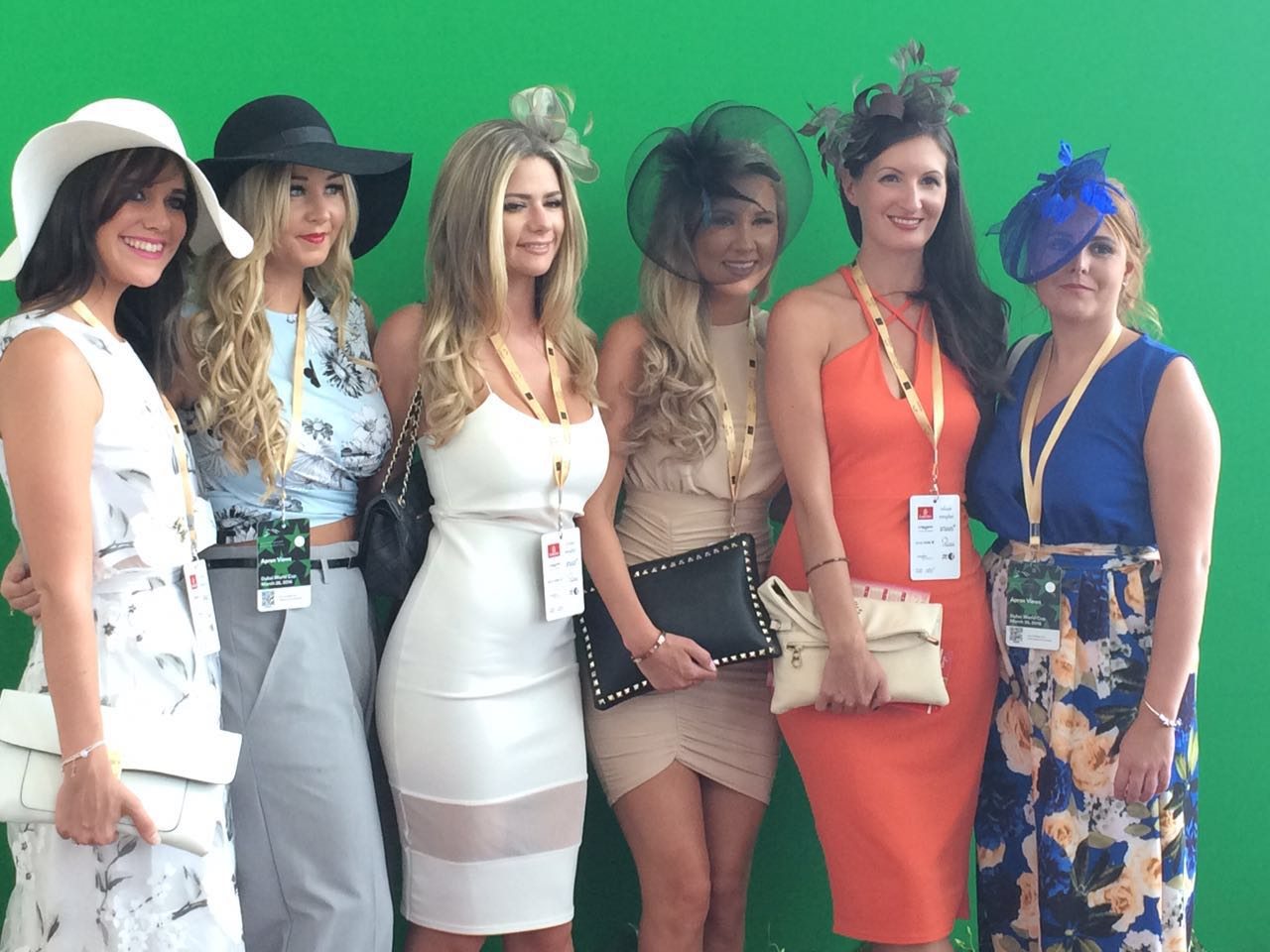 Fashion at the Races Horse Racing Fashion Style Millinery 100