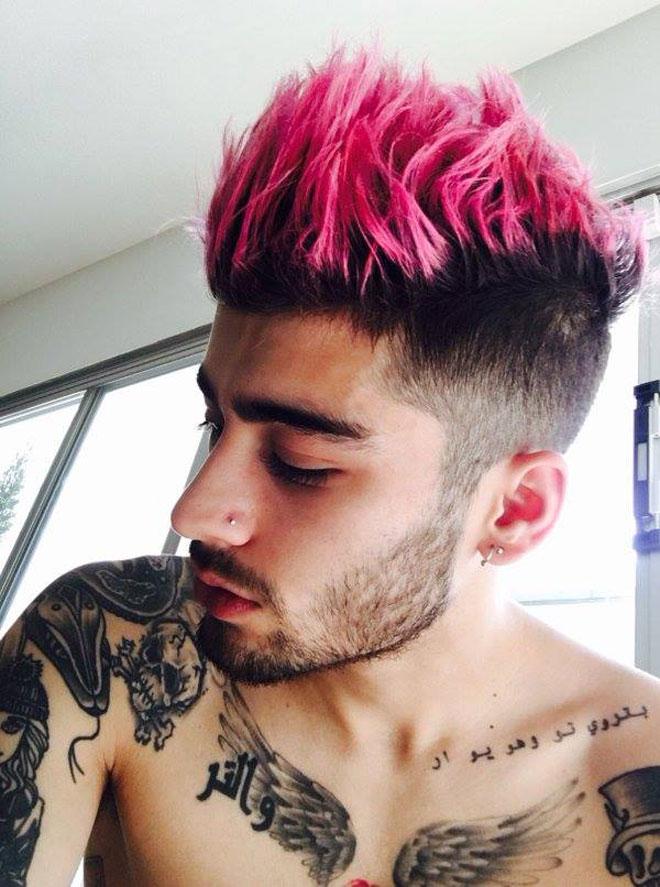 Did Zayn Malik Mess Up His Beautiful Face With New Tattoo