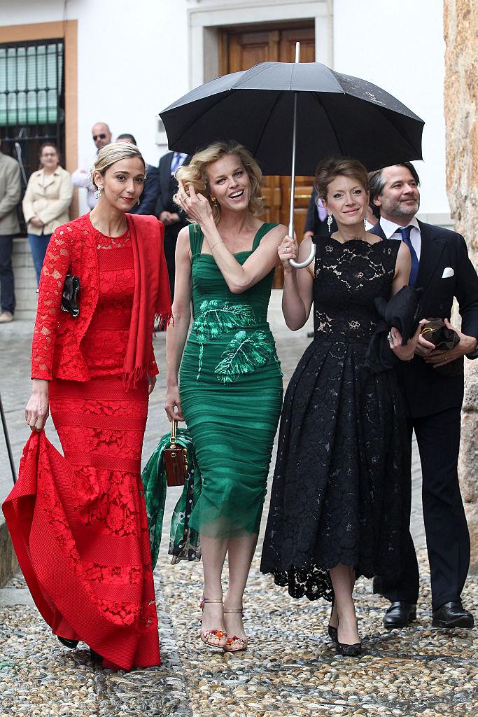 Royal wedding duke of wellington 39 s daughter charlotte for Eva my lady wedding dress