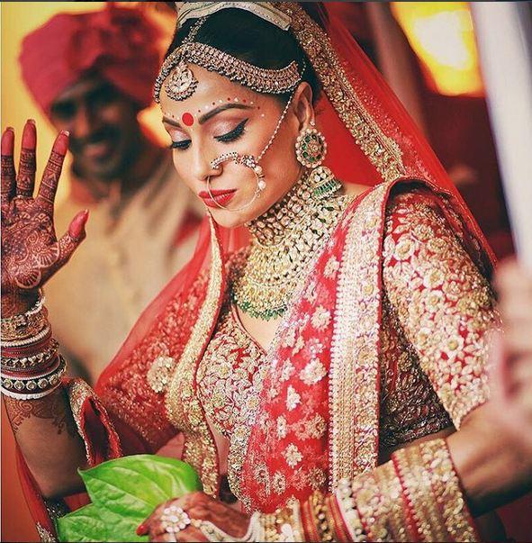Gallery Favorite 2016 Real Wedding Portraits: Bride Bipasha Basu Looks Breathtakingly Gorgeous