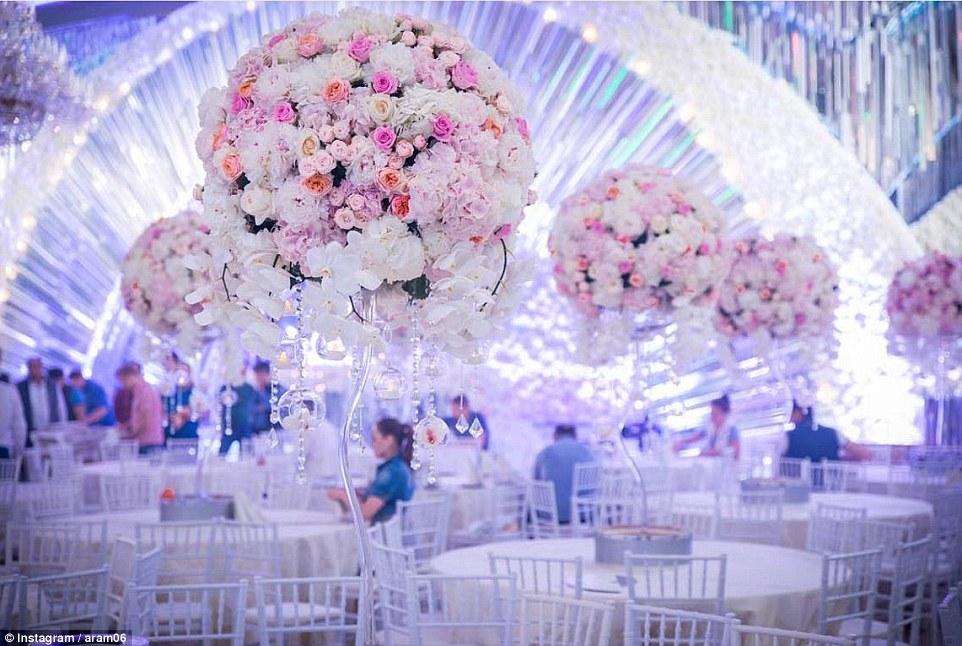 Most Extravagant Wedding Billionaire Spends 2m On Sons Do