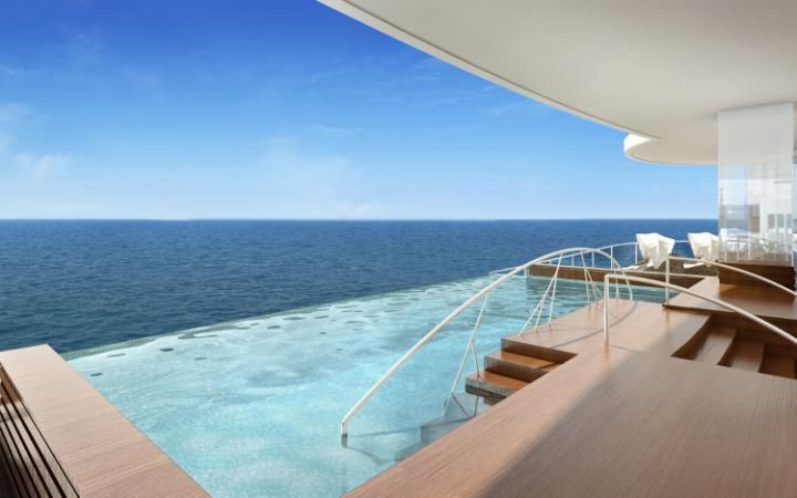 Inside world 39 s most luxurious cruise ship emirates24 7 for The world cruise ship interior